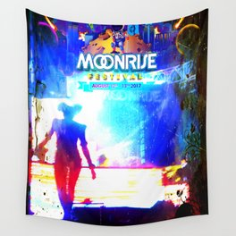 Wicked - MoonRiseFest2017 Wall Tapestry