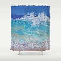 dancing Shower Curtains featuring Dancing by Terrel