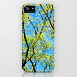 Full of Life iPhone Case