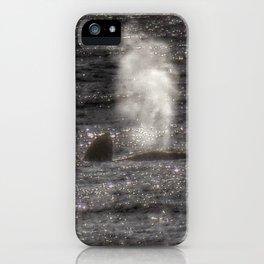 Double Blow iPhone Case