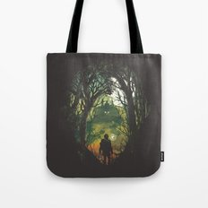 It's Dangerous to go Alone V.2 Tote Bag