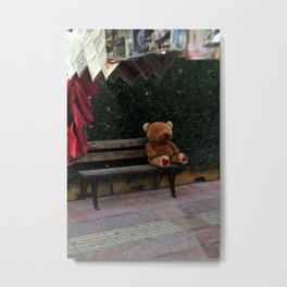 Piraeus II Metal Print