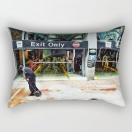 Maintenance Rectangular Pillow