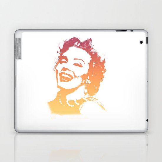 In her glory days Laptop & iPad Skin
