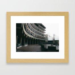 Barbican Framed Art Print