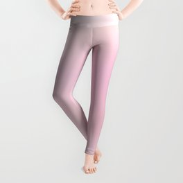 Pink fun. Simple gentle print Leggings