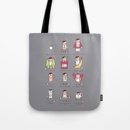 Just one more cup Tote Bag