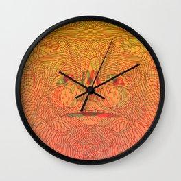 DUBBUD Wall Clock
