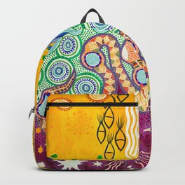 Rainbow Serpent Backpack