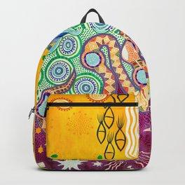 Rainbow Serpent Backpack