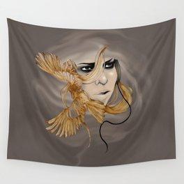 nightingale Wall Tapestry