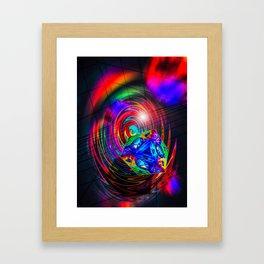 Dice  Game 2 Framed Art Print