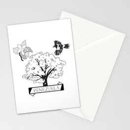 Venezuelan Natural Symbols Stationery Cards
