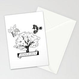 Venezuelan Natural Symbols Stationery Cards