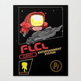 NES FLCL Canvas Print
