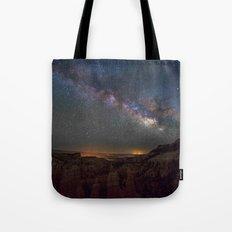 Milky Way - Bryce Canyon National Park Utah Tote Bag