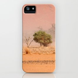 NAMIBIA ... through the storm III iPhone Case