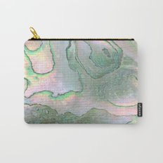 Shell Texture Carry-All Pouch