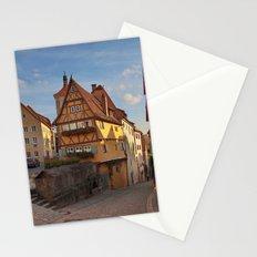 Rothenburg ob der Tauber Stationery Cards