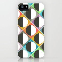eclipse diamonds iPhone Case