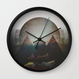 Fractions B07 Wall Clock
