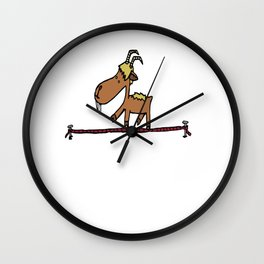 The Adventures of Gary Wall Clock