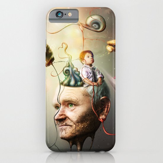 Mental Age iPhone & iPod Case