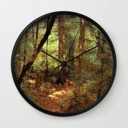What Do You Hear Wall Clock