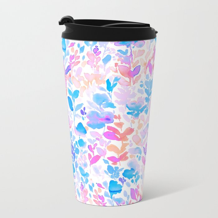 Flirt Metal Travel Mug