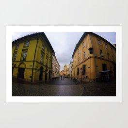 Poland 2 Art Print
