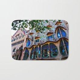 Casa Batllo: Barcelona, Spain Bath Mat