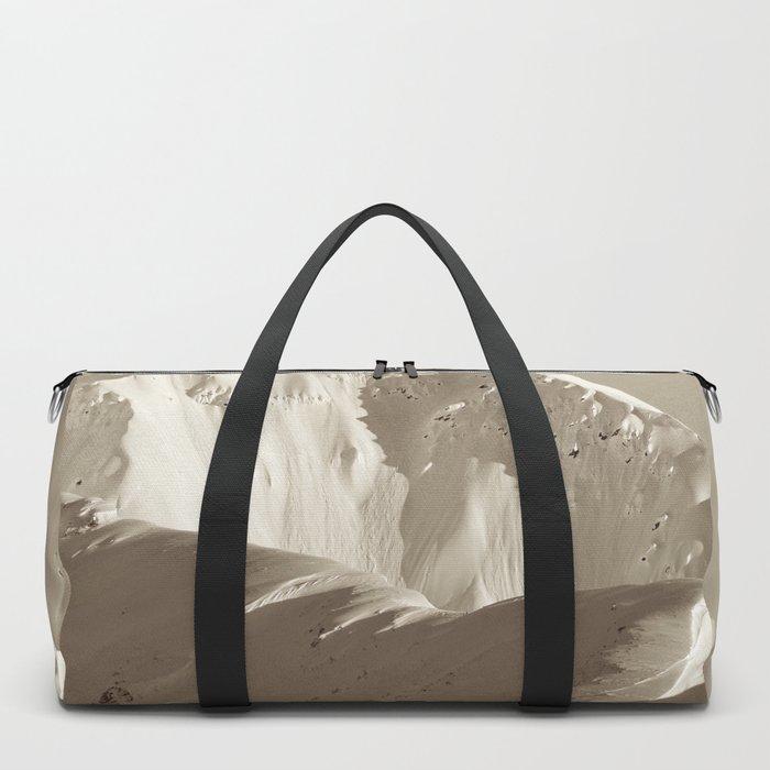 Alaskan Mts. - Mono I Duffle Bag
