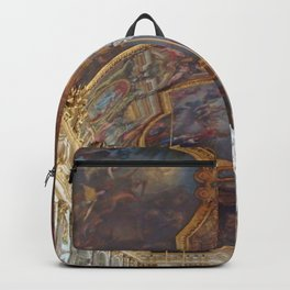 Chandeliers of Versailles Backpack
