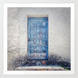 Doors of Perception 58 Art Print