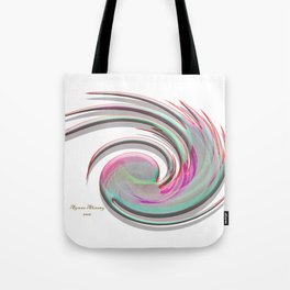 The whirl of life, W1.4A Tote Bag