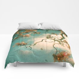 Magnolia Falls Comforters