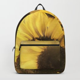 Sunshine With Petals Backpack