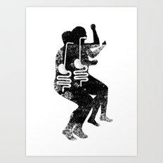SOUNDS Art Print