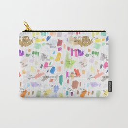 Enneagram Affirmations Carry-All Pouch