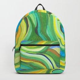 aloe is great for sunburns Backpack