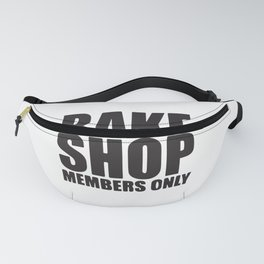 Bake Shop Members Only Fanny Pack