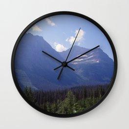 Hanging Valley Wall Clock