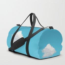 Happy Cloud Duffle Bag