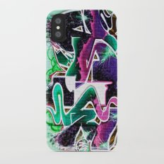 Wall-Art-026 iPhone X Slim Case