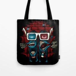 The 3D Fake Tote Bag