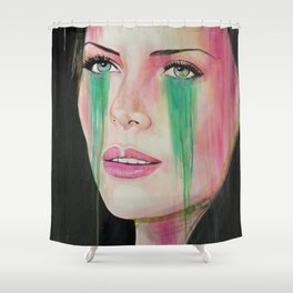 Love Lessons Shower Curtain