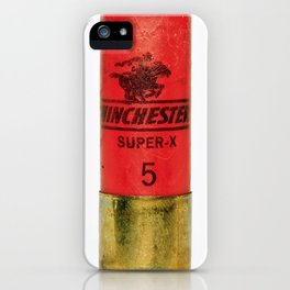12 Guage Shell iPhone Case