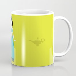 Jasmine from Aladdin Disney Princess Coffee Mug