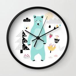 005 Wall Clock