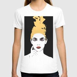 La femme nicotina T-shirt